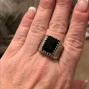 Other - Bold onyx stainless steel!